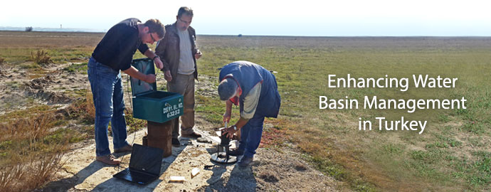 Enhancing Water Basin Management in Turkey