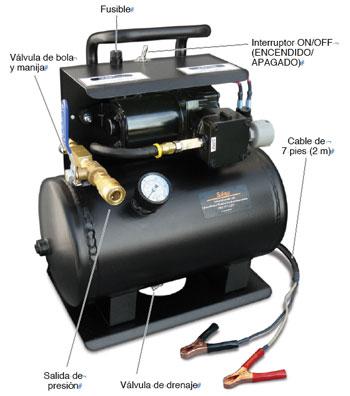 Interruptor de Control de Presi/ón de Compresor de Aire V/álvula Presi/ón 0,5-1,25