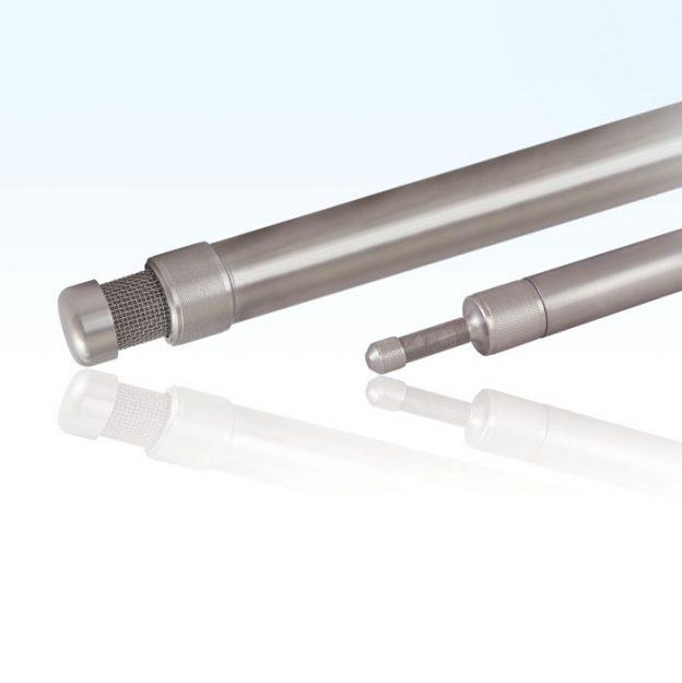 solinst bladder pumps for low flow groundwater sampling