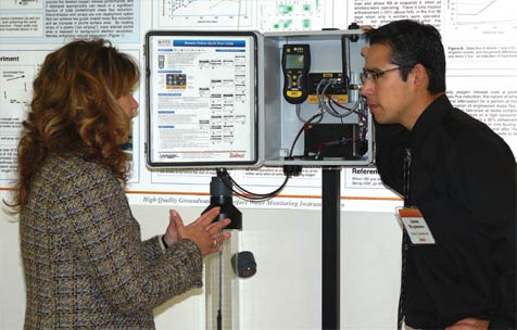 Attendees-Learn-About-Solinst-Instrumentation