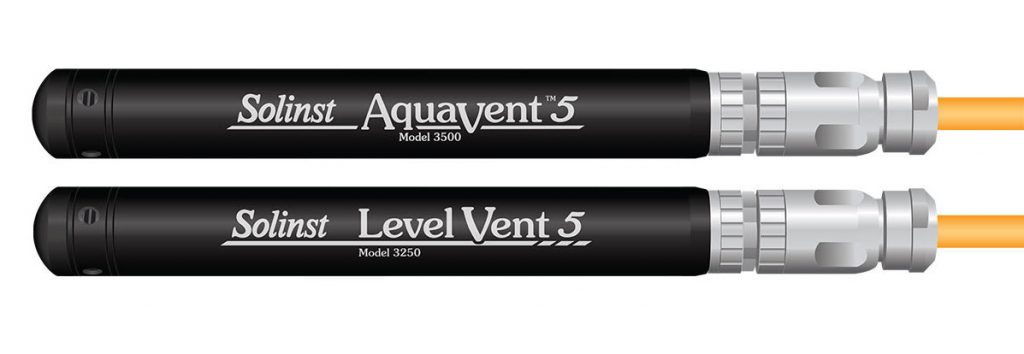 levelvent and aquavent vented water level dataloggers