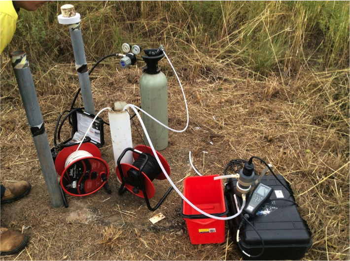 Groundwater Monitoring Program At Refinery In Australia