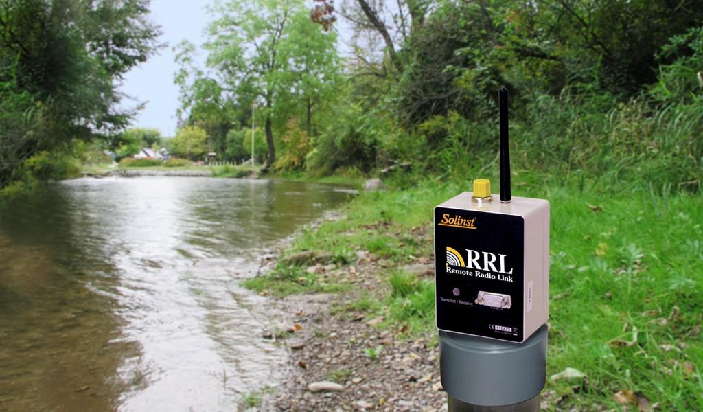 Model 9200 RRL Remote Radio Link