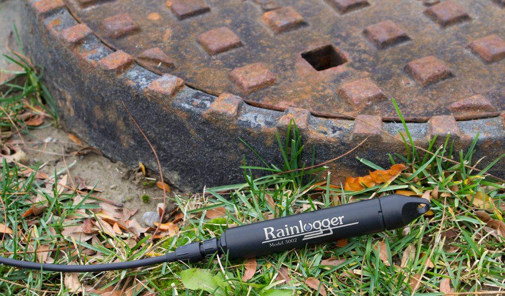 solinst rainlogger rainfall datalogger