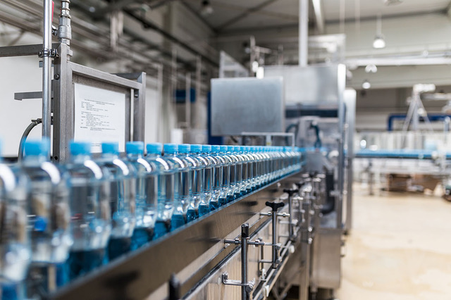 water bottling facility permit to take water