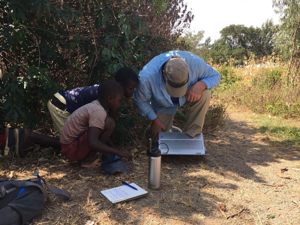 programming water level dataloggers for groundwater monitoring network in kenya