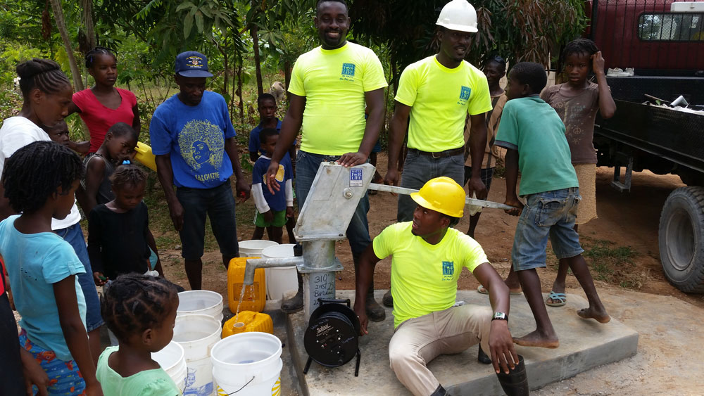 water for life provides water well maintenance and training