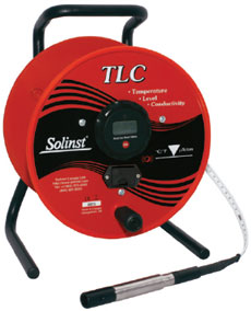 solinst on the level newsletter fall 2012 water level meters laser marked flat tape water level meter 101 p7 water level meter 107 tlc meter solinst non stretch flat tape solinst laser marked flat tape