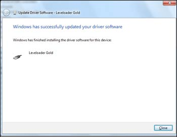 figure 5-14 driver software installation complete