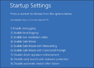 Revive the F8 method of booting Windows 8 into Safe Mode