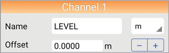 solinst levelogger app channel 1 level para android