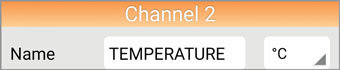 solinst levelogger app channel 2 temperature para android
