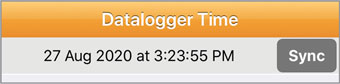 solinst levelogger app datalogger time for ios
