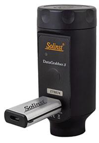 solinst datagrabber datalogger data transfer device
