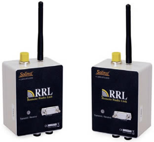 solinst rrl remote radio link telemetry systems