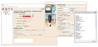 solinst levelsender 5 software screen shots