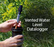 vented water level datalogger