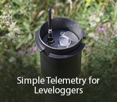 simple telemetry for leveloggers