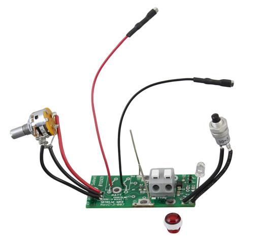 Replacing Solinst Water Level Meter Mk2 Circuit Board