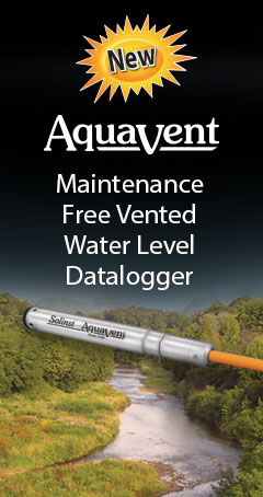 aquavent maintenance free vented water level datalogger