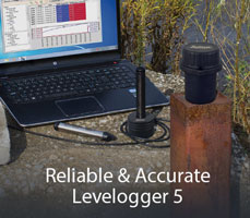 reliable & accurate levelogger 5