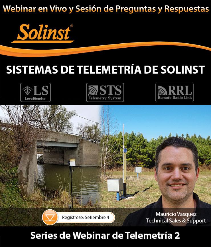 solinst live webinar